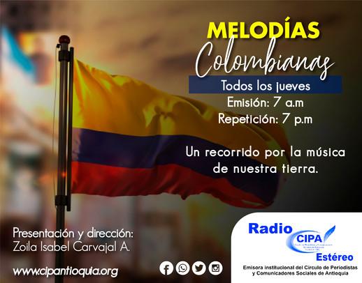 Melodías Colombianas