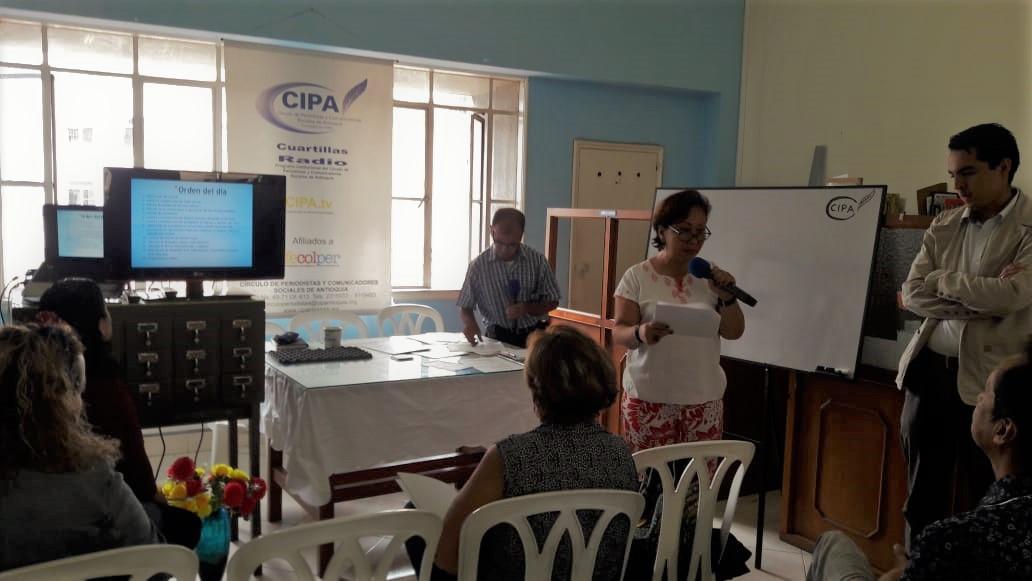 Asamblea CIPA