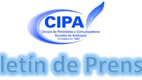 El CIPA se pronuncia en defensa de la libertad de expresión