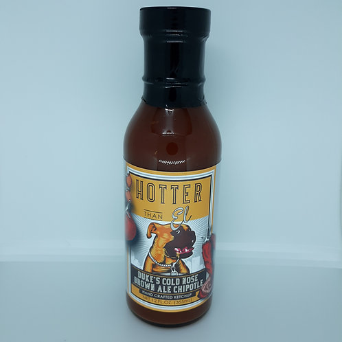 Duke's Cold Nose Brown Ale Chipotle Ketchup