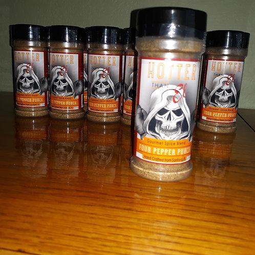 Four Pepper Punch Seasoning Blend