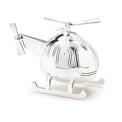 Roman Helicopter Coin Bank
