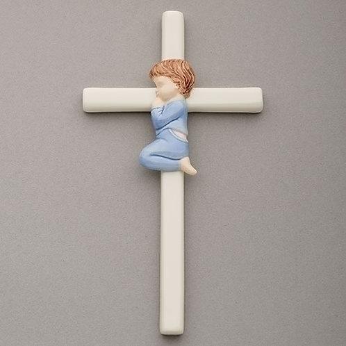 Roman Valencia Wall Cross for Boy
