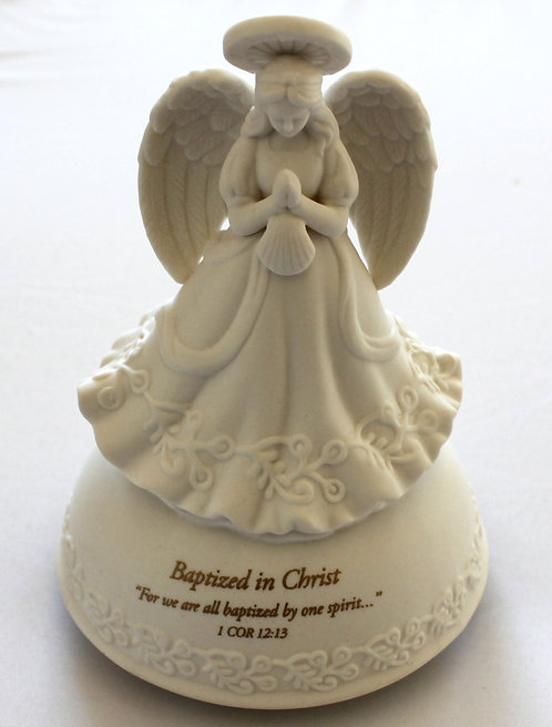 Roman Baptism Musical Angel