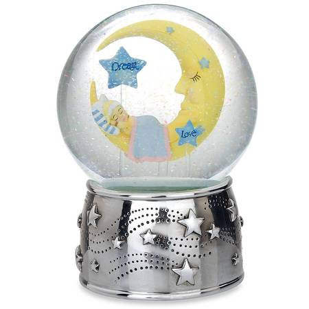 Reed & Barton Sweet Dreams Music Globe