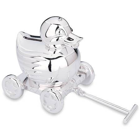 Reed & Barton Something Duckie Coin Bank