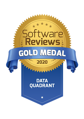 Software Reviews 2020 Gold Medal