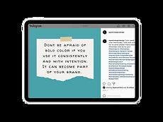 instagram mockup from sgwstrategicdesign