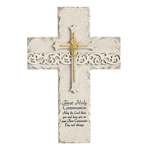 Roman Joseph's Studio First Communion Wall Cross