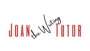 Joan the Writing Tutor
