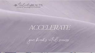 Accelerating Beauty Cosmetic Business Development