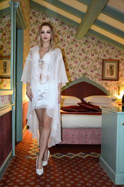 Wedding luxury lingerie handmade