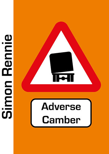 'Adverse Camber' by Simon Rennie
