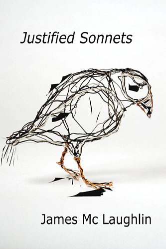 'Justified Sonnets' by James McLaughlin (78 pages)