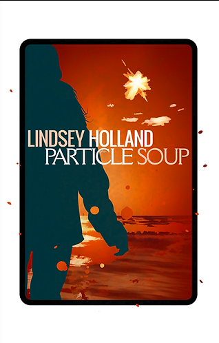 'Particle Soup' by Lindsey Holland (56 pages)