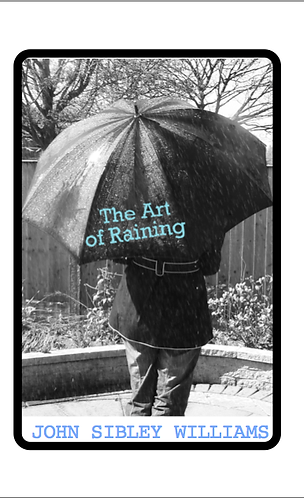 'The Art of Raining' by John Sibley Williams (23 pages)