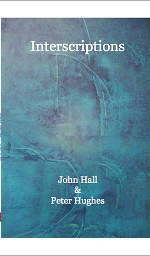 'Interscriptions' by John Hall & Peter Hughes (44 pages colour)