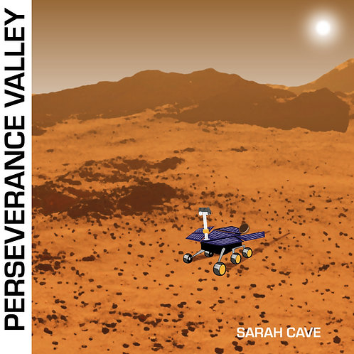 'Perseverance Valley' by Sarah Cave (88 pages)