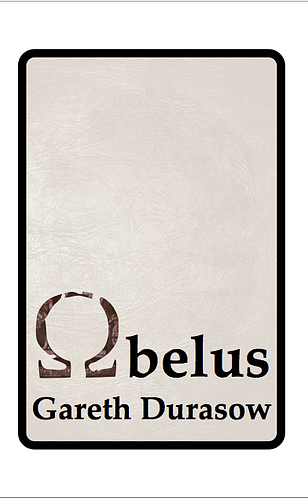 'Obelus' by Gareth Durasow (27 pages)