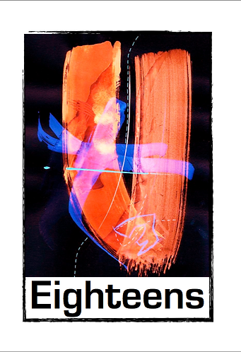 'Eighteens' Anthology (107 pages)
