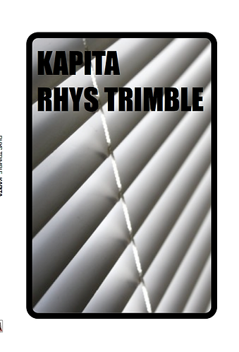 'Kapita' by Rhys Trimble (18 pages)