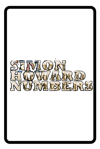 'Numbers' by Simon Howard (43 pages)