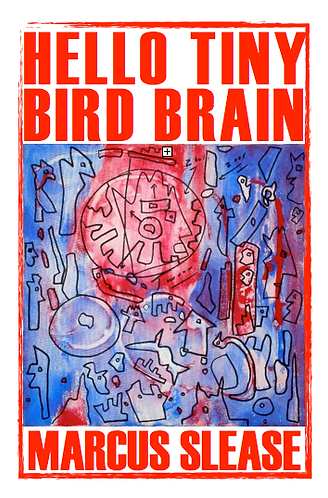 'Hello Tiny Bird Brain' by Marcus Slease (62 pages)