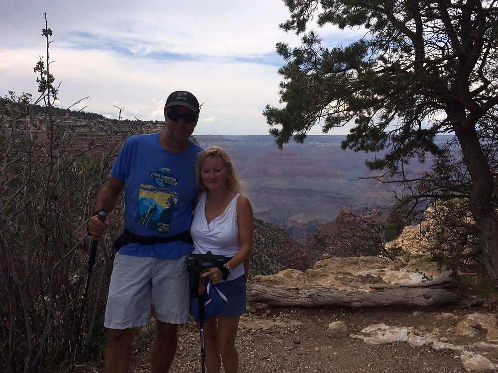 Grand Canyon hiking pix
