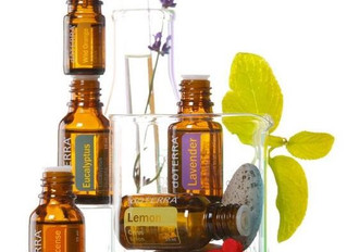 A Little History & Benefits of Essential Oils