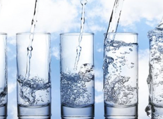 Water; Hydrated? Or Dehydrated?