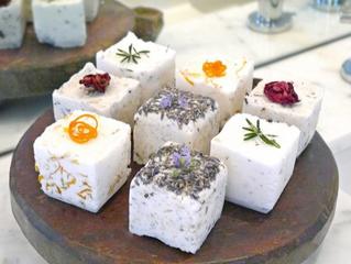 DIY Spa Products, Bath Salts & Fizzies