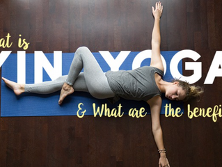 What is Yin Yoga & The Benefits