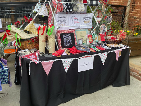 Sip and Shop Holiday Marketplace