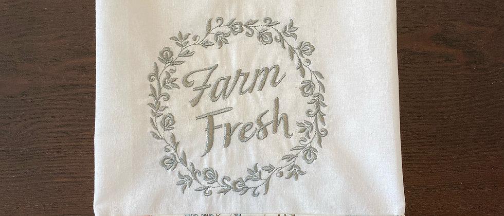 Farm Fresh Kitchen Towel