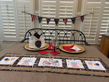 Birthday Pennant & Table Runner
