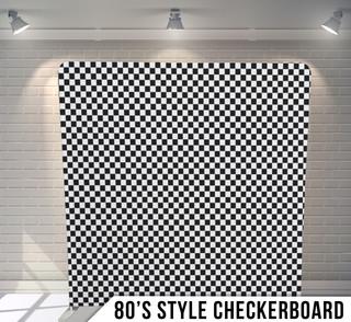 80's Style Checkerboard