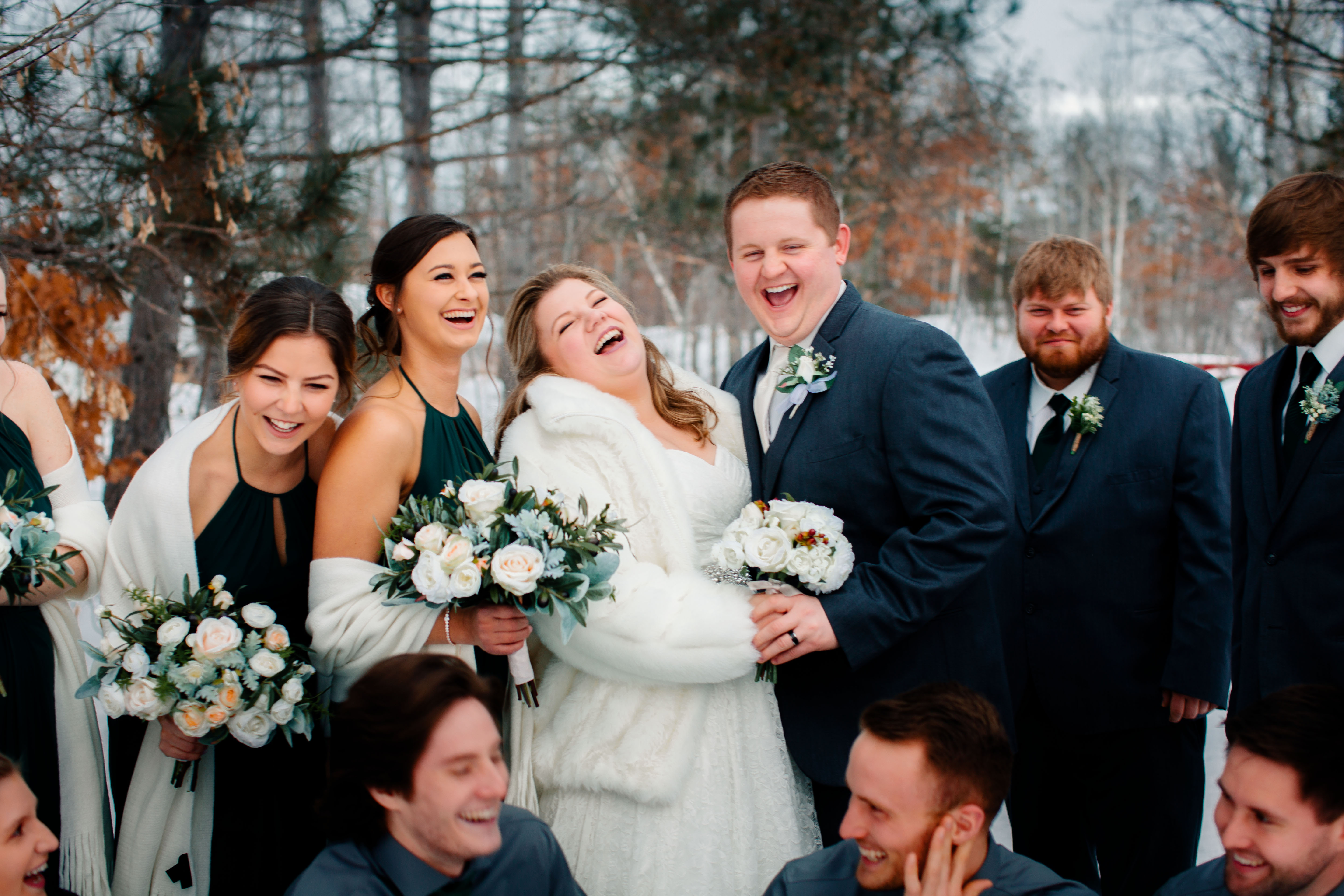 ADOR Photography Minnesota Wedding Photo