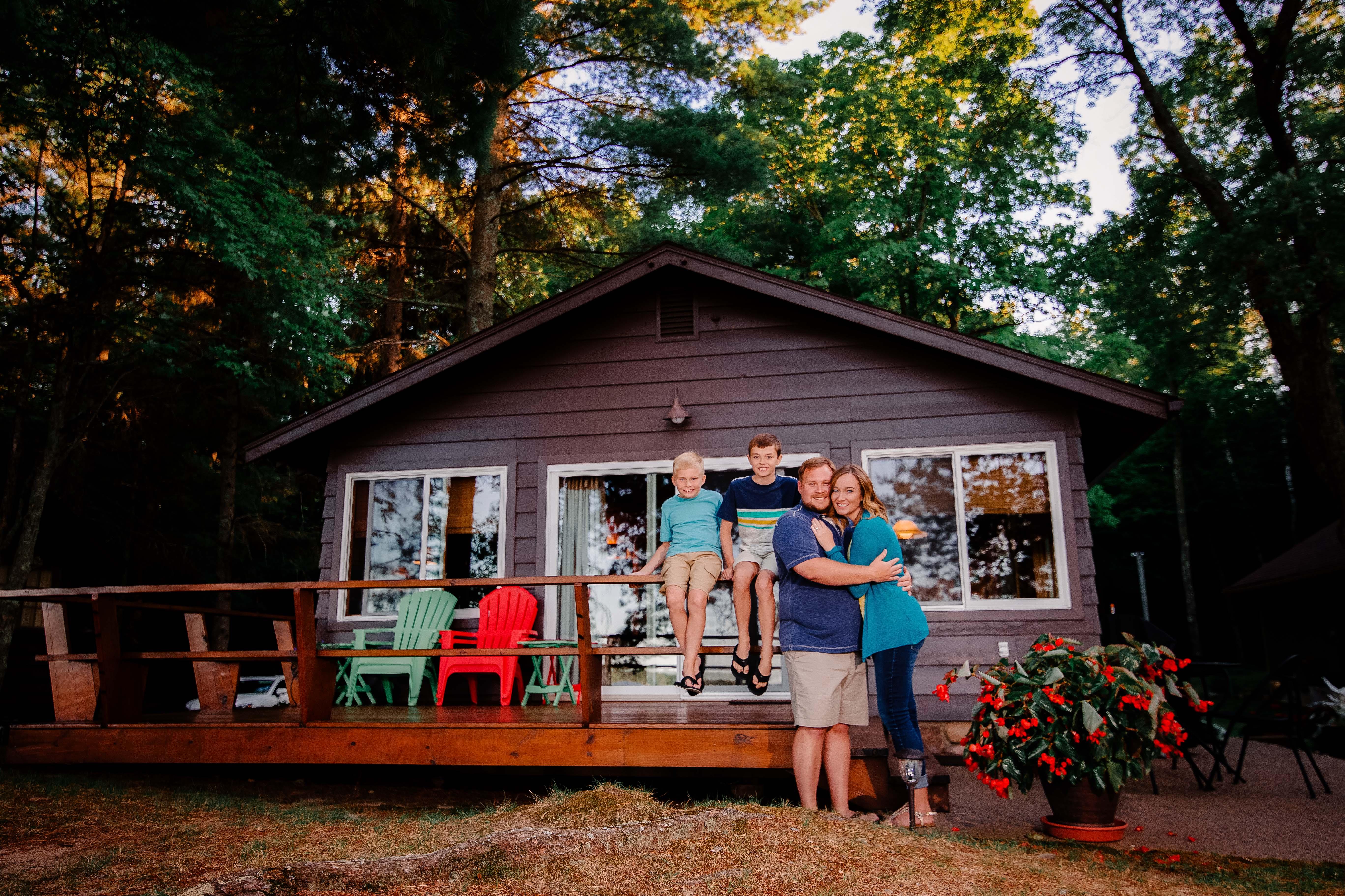 ADOR Photography Ten Mile Lake Family Ph