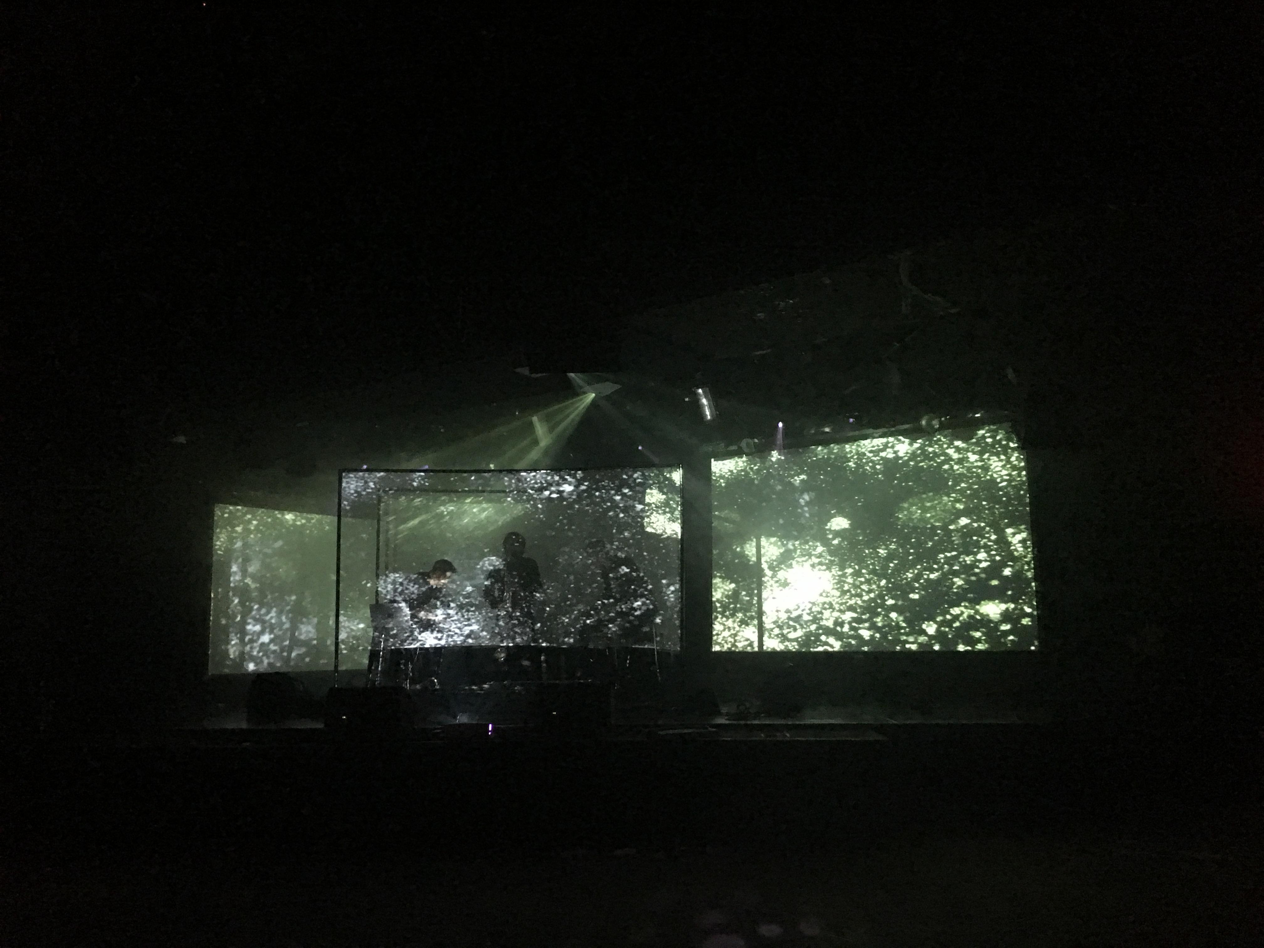 SUBHAZE:  Invisible Dimensions