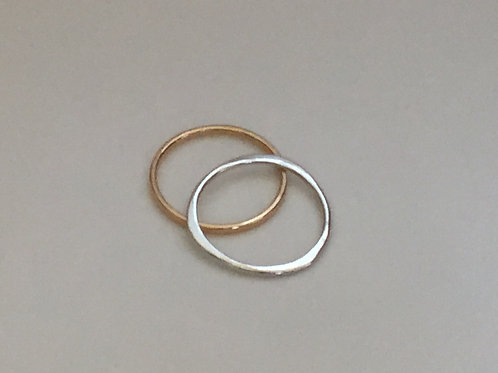 Stacking Rings, set of 2