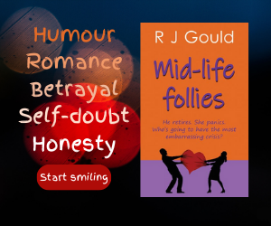 Humorous romance bursting with home truths