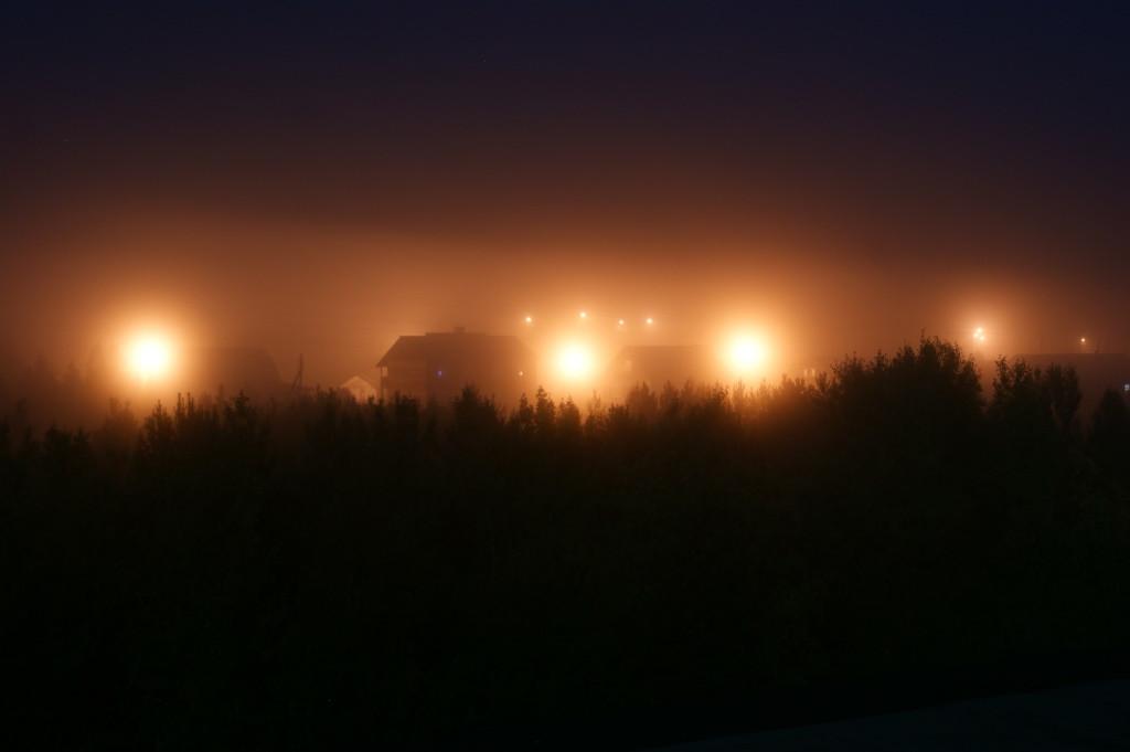 Туманный сказочный край