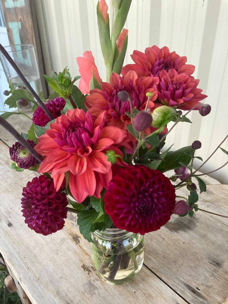 Morning Pick-Your-Own Bouquet