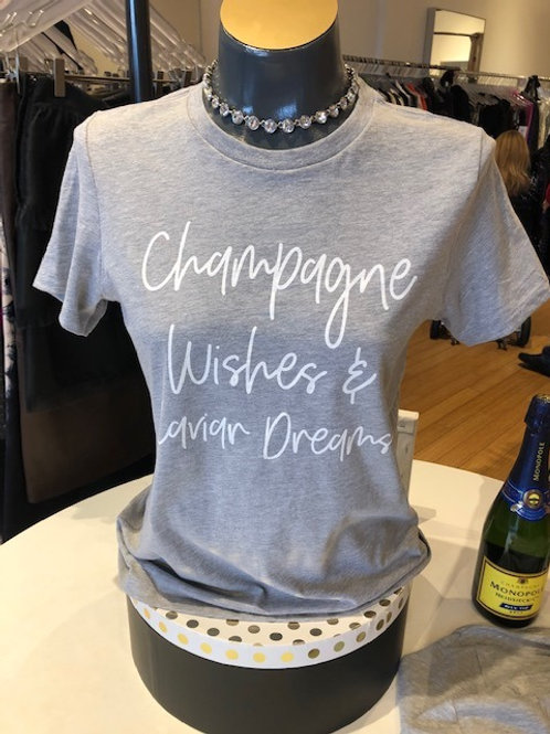 Champagne Wishes