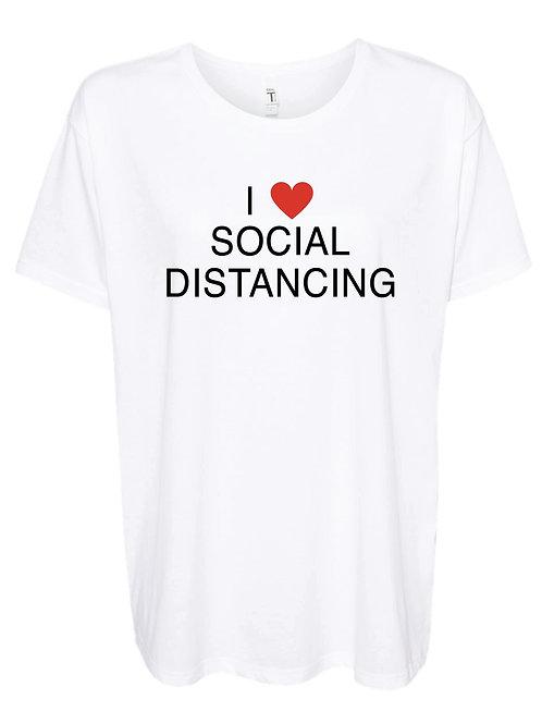 I ❤️ SOCIAL DISTANCING