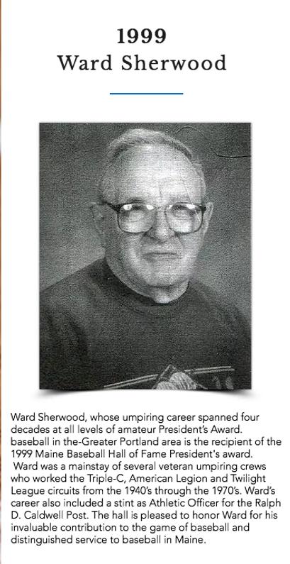 1999 presidents award Ward Sherwood.png