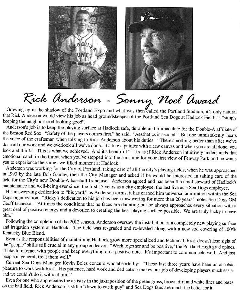 2013 Presidents award Rick andereson 1.j