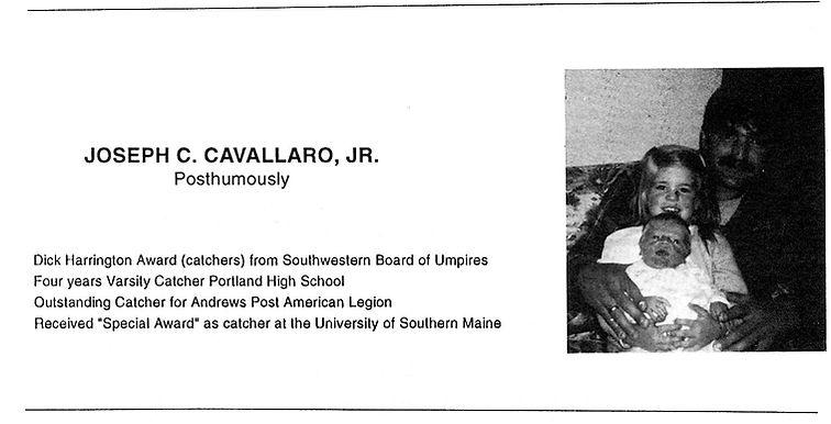 1993 Presidents award Joseph Cavallero_e