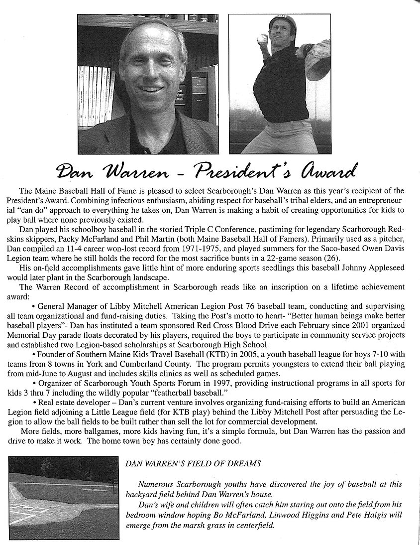 2008 Presidents award Dan Warren.jpeg