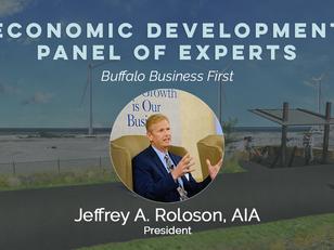 Jeff Roloson Participates in BBF's Panel of Experts on Economic Development